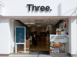 Three's mobile 5G to launch early 2020