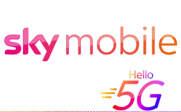 Sky Mobile launches 5G