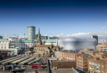 West Midlands 5G gives contract to O2-led consortium