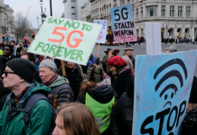 Scientists find link between 5G conspiracies and violence