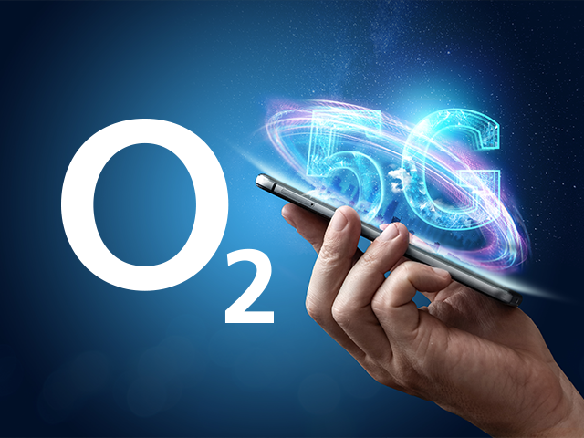 Slough among launch sites for O2's 5G roll-out