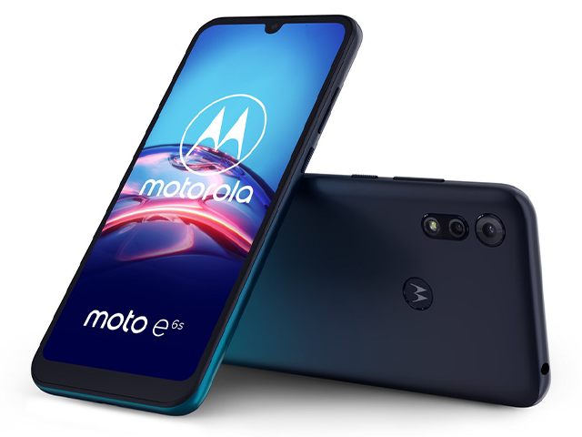 Motorola E6s 2020 launched with water-drop notch display, dual-camera setup